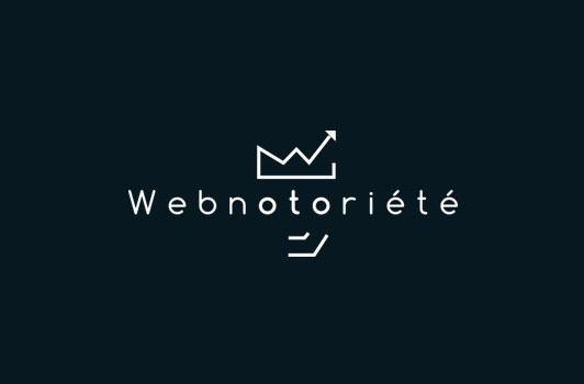 Le logo de l'agence Webnotoriété